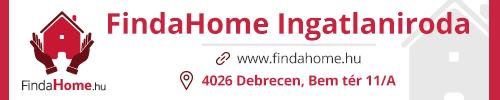 Findahome.hu Ingatlaniroda - Debrecen